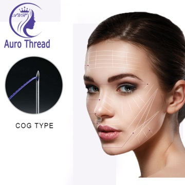 Temporary Face Thread Kits Pdo Thread Lift Cheeks