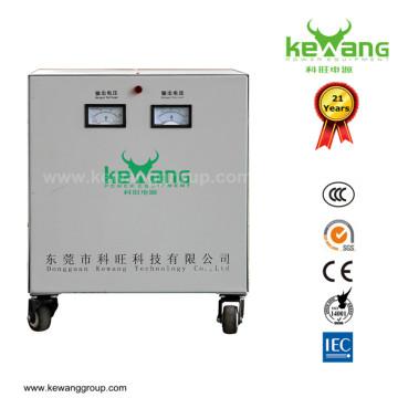 Transformateur d'isolement de transformateur LV refroidi par air de série série haute précision 400kVA