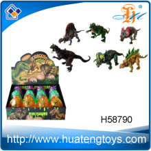 2013 Fanny assembly animals plastic toy dinosaur egg grow for sale for kids