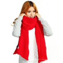 (LKN15031) Выдвиженческий шарф зимы связанный