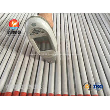 Inox tubos sem costura ASTM A312 TP316 / 316L