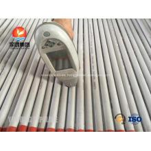 Acero inoxidable tubos sin costura ASTM A312 TP316 / 316L