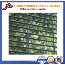 Anti-Climb Galvanized Welded Steel High Security Wire Mesh Fence