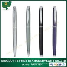Premier set de cadeau de stylo en métal en cuivre haute qualité Y406