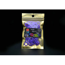 Premium Import Silicone Purple Tattoo O-ring