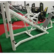 Leg Press zum Verkauf / Plate geladen Fitnessgeräte