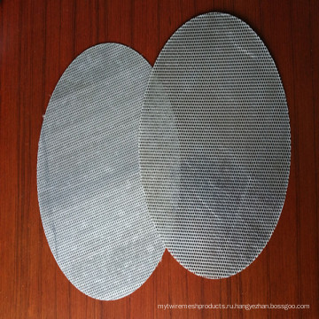 Нержавеющая сталь перфорированная металла для фильтрации сетки