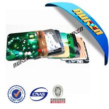 3D Lenticular Image Cup Coaster Set