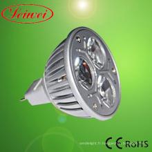 1-3W MR16 GU10 SMD LED Spotlight