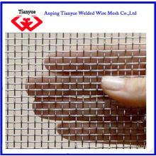 Galvanized Steel Crimped Wire Mesh (TYB-0078)