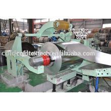Máquina de corte de bobinas de aço de alta qualidade