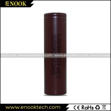 Batería cigarrillo electrónico de LG HG2 3000mAh 20A