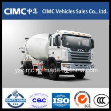 Caminhão do misturador do caminhão 6 * 4 do misturador concreto de JAC