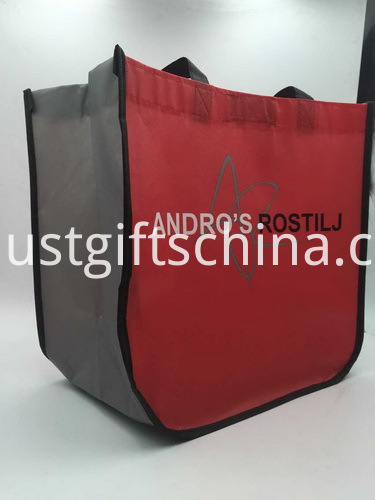 Promotional Non Woven Lamination Tote Bags (5)