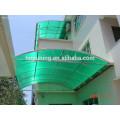 Garantia de 10 anos skyblue invernada / casa skylightspolycarbonate folha sólida