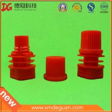 Injection Plastic Nozzle & Cap& Spout for Liquid Pouch