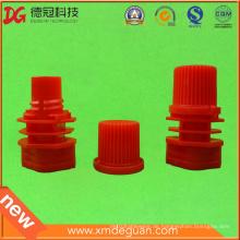 Injection Plastic Düse & Cap & Auslauf für Stand up Liquid Pouch