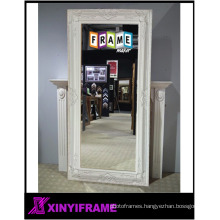 vintage french style fir wood carving mirror frame french wooden mirror wood carving mirror frame