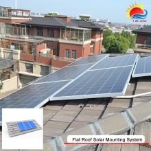 Soporte de tierra del panel fotovoltaico ajustable (MD0297)