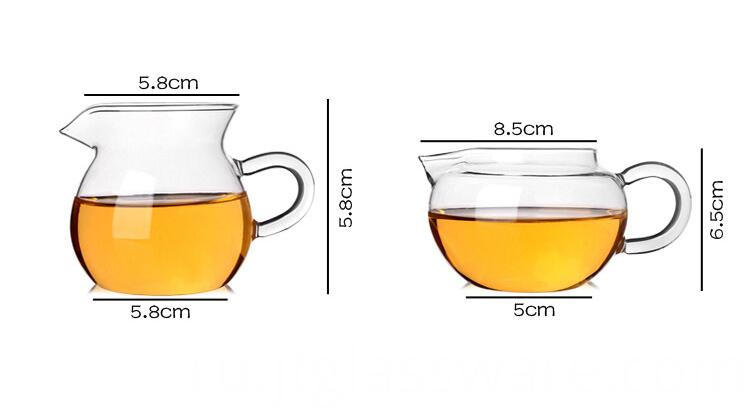 tea maker size