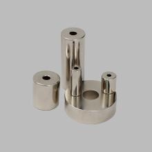 Neodymium Magnet Rod Single Hole Type