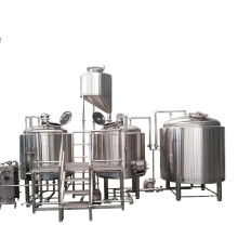 Stainless Steel Electric Heat Brewing Craft Beer Equipment 1000L