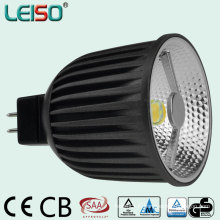 6W Showcasing éclairage MR16 LED Dimmable Spotlight
