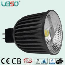 6W apresentando iluminação MR16 LED Spotlight regulável