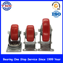 Swivel Locking Industrial PU Caster