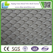 Heavy Duty Galvanized Chain Link Fences-Economical Security Fencing