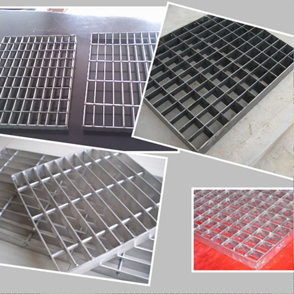 Pressure Locked Stainless Grating