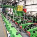 Cantilever H-beam Welding Machine