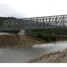 Portable Steel Structure Bailey Bridge