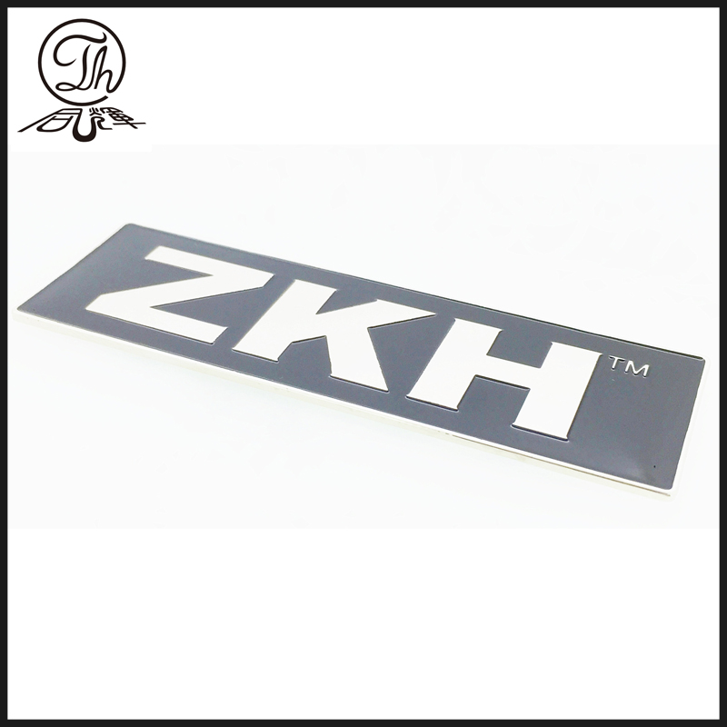 cheap Adhensive Nameplate