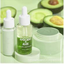 Wholesale Skincare OEM Ood Beauty Products Anti Aging Moisturizing Nourishing Brightening Organic Oil Face Serum