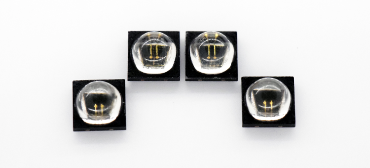 850nm infrared LED - IR Domed LEDs