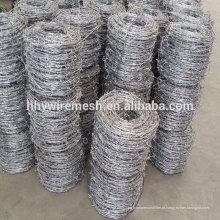 venda galvanizada da fábrica arame farpado torcido galvanizado