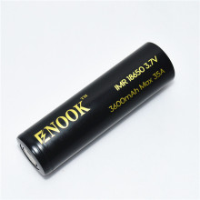 Enook 18650 3600mAh Li-ion batteri
