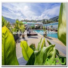 Audu Thailand Sunny Hotel Projekt Strand Schwimmbad Stuhl