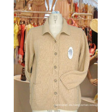 suéter grueso