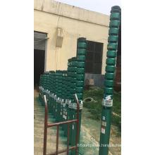 Solarenergie-Wasserpumpe für Tiefbrunnen