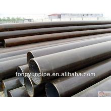 Barre plate galvanisée