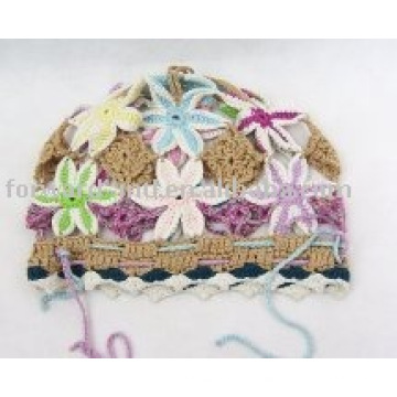 handknit cashmere hats
