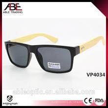 Óculos de sol baratos de plástico colorido