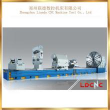 C61400 China Profesional Heavy Duty Horizontal Normal Torno Máquina