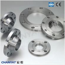 Flange roscado de aço inoxidável (F316Ti, F317L, F309H)