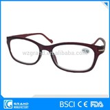 Cheap magnetic reading glasses with light