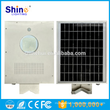 5w 8w 12w 20W 25w 30w 40w 50w 60w integrated solar powered led street lights