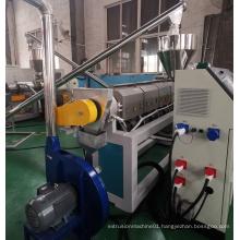 pvc granulation machine pvc hose transparent granules making extrusion machine