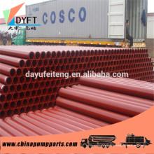 Heißes Produkt - Schwing DN125 3M Schlammpumpenrohr